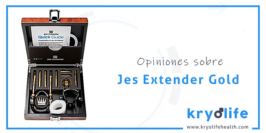 Jes Extender Gold opiniones