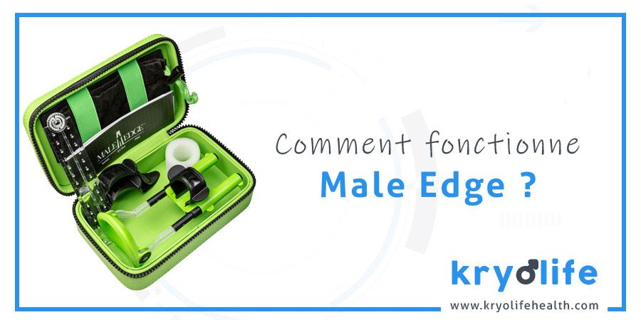 Comment fonctionne Male Edge