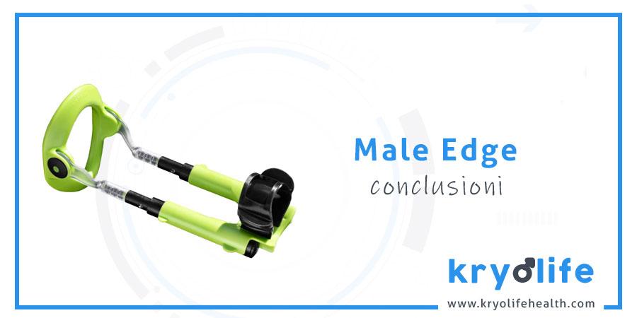 Opinione di Male Edge: conclusioni