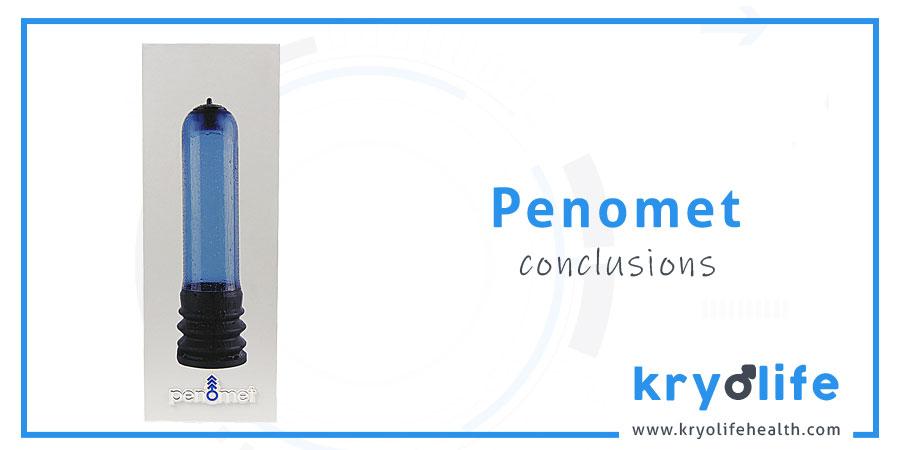 Avis sur Penomet : Conclusions