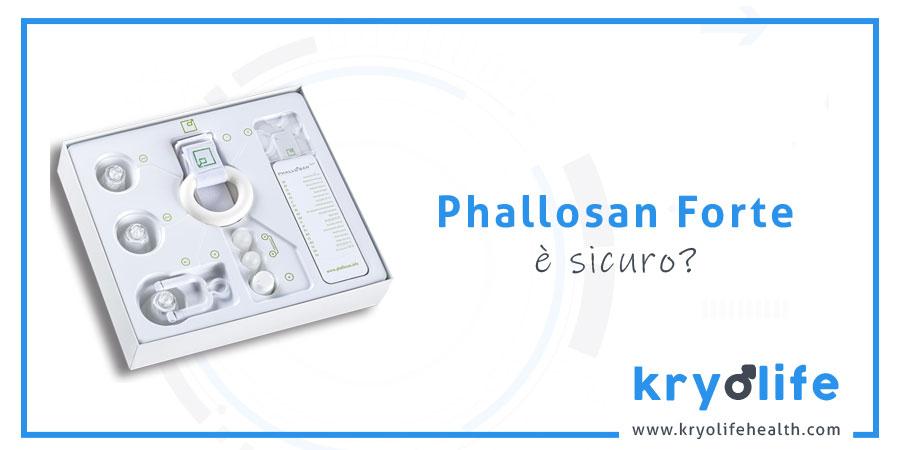 Phallosan Forte è sicuro