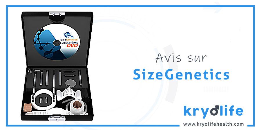 Avis sur SizeGenetics