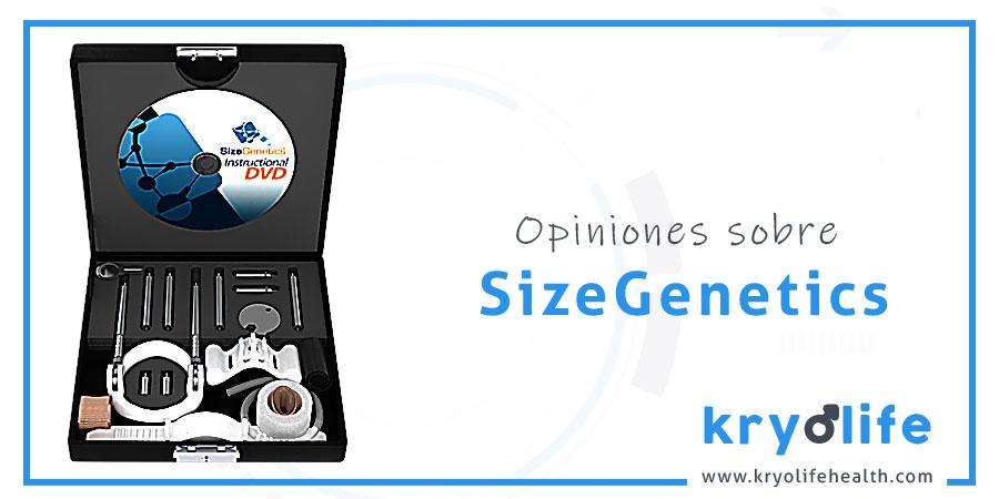 SizeGenetics Opiniones