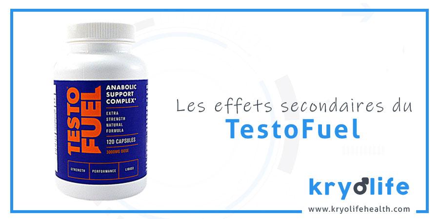 Les effets secondaires de TestoFuel