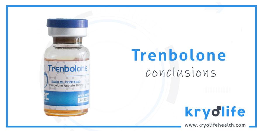 Trenbolone review conclusions