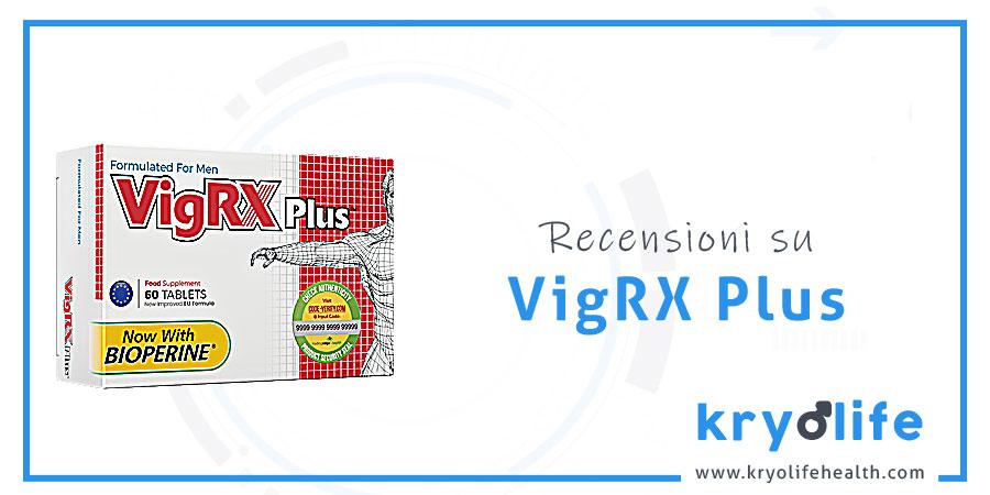 Recensioni VigRX Plus