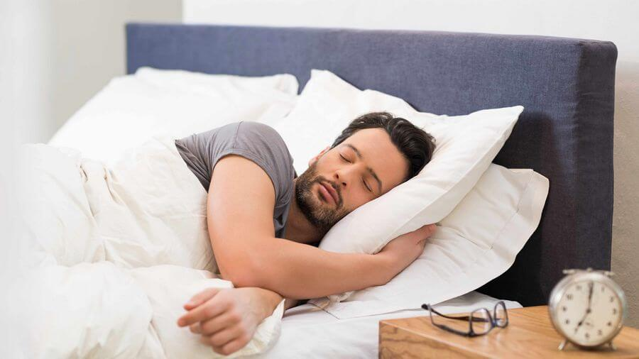 good sleep for high testosterone