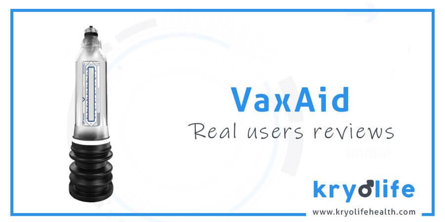 vaxaid reviews