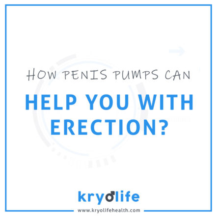 Penis Pumps for erection