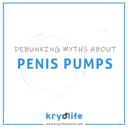 penis pumps myths