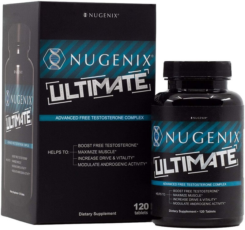 Nugenix Ultimate Review 2021 Read This Before Buying!