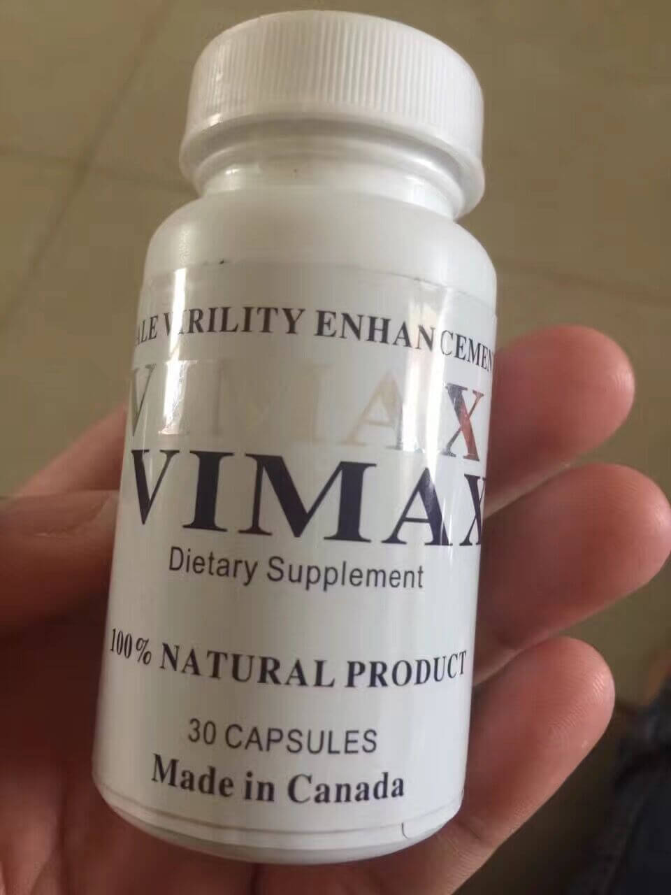Vimax official website